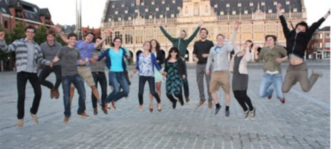 Europe Inside Out: Summer School at Katholieke Universiteit Leuven