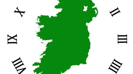 CFP: Irish Time? Temporalities in  Irish Literature and Culture (October 12-13, 2017)