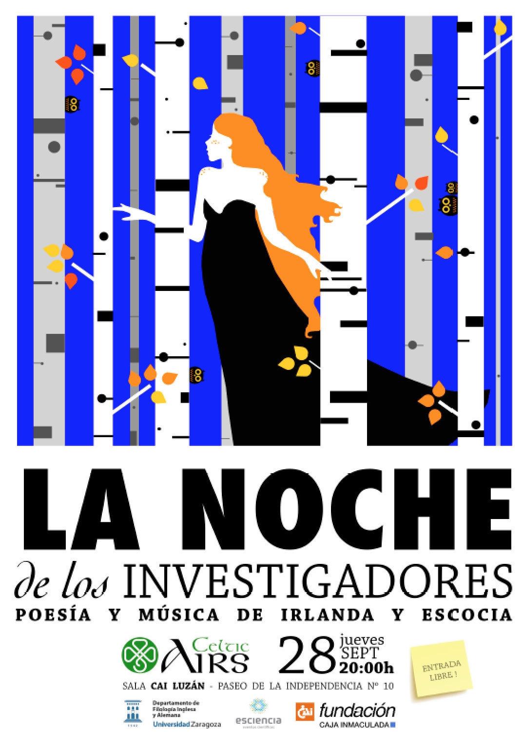 La noche de los investigadores: poster
