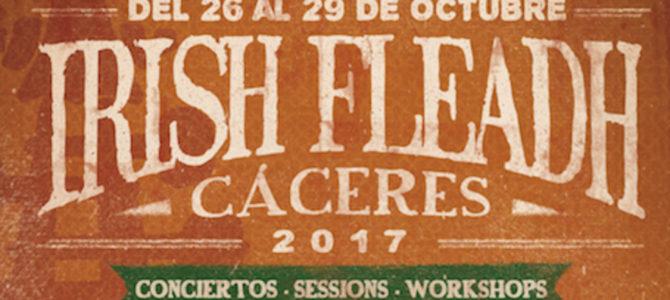 Irish Fleadh – Cáceres 2017