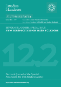 Special issue of Estudios Irlandeses (12.2, 2017): New Perspectives on Irish Folklore