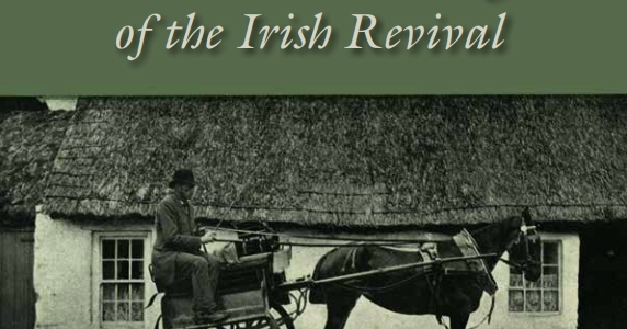 NEW PUBLICATION: Giulia Bruna. J.M. Synge and Travel Writing of the Irish Revival (Syracuse, NY: Syracuse University Press, 2017)