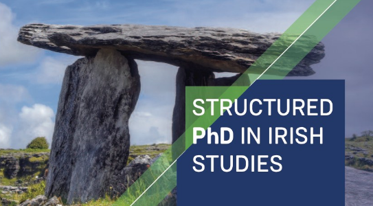 Structured PhD in Contemporary Irish Studies at MIC Limerick