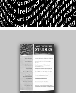 CFP: Nordic Irish Studies Journal