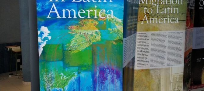 Call for Submissions. Irish migration studies in Latin America. Special issue 2020