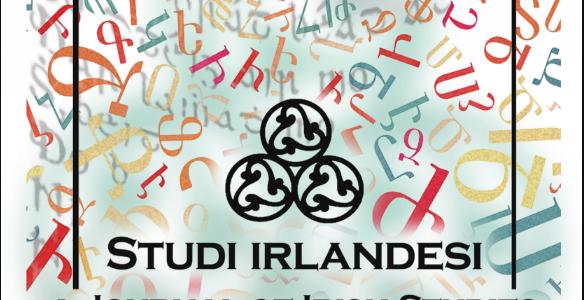 Issue Nº8 Studi irlandesi. A Journal of Irish Studies