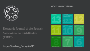 CFP Estudios irlandeses issue nº 14