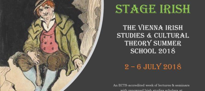 Summer School 2018: Vienna Centre for Irish Studies