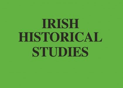 CFP: Journal Irish Historical Studies