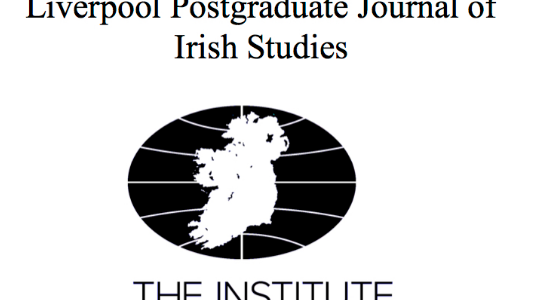 Liverpool Postgraduate Journal of Irish Studies: Call for Editors
