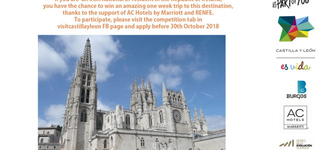 "Photo contest: ""Castilla y León in Ireland"""
