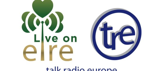 "Radio program: ""Live on Eire"""