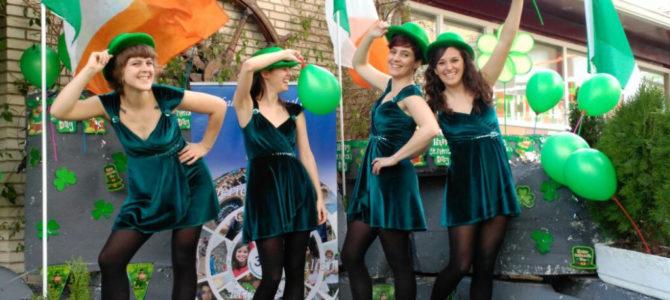 Irlanda en La Navideña. Feria internacional de culturas, Madrid