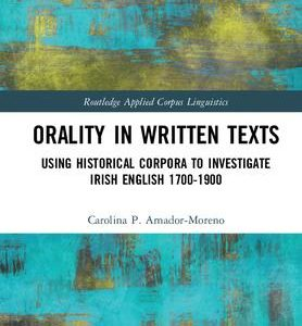 New publication: Orality in Written Texts