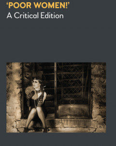 New publication Nora Hoult's 'Poor Women': A Critical Edition