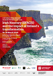III International Seminar on St Patrick's Day: Irish Itinerary (EFACIS)