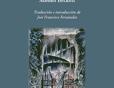 """New publication:  """"Aquí donde reina la justicia"""". La recepción de Cómo es, de Samuel Beckett, en España."""