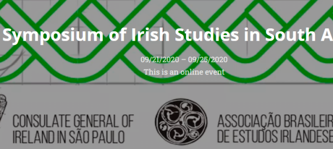 XV Symposium of Irish Studies in South America