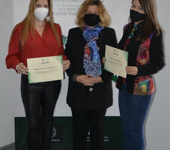 Winners of the 2nd Edition George Campbell Prize by Malaga University