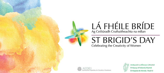 ST BRIGID'S DAY 2021 – EMILIE PINE IN CONVERSATION WITH AEDEI PRESIDENT